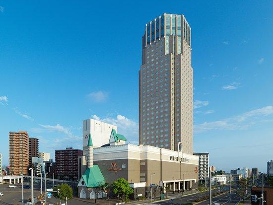 Hotel Emisia Sapporo, hoteles en Sapporo