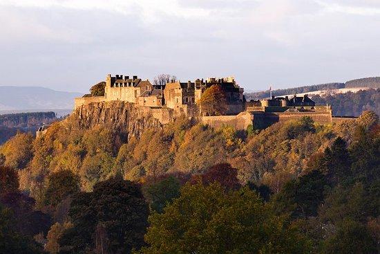 Billet d'entrée au château de Stirling