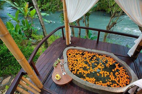 Massage Bali traditionnel Traitement Lulur & Spa 2 heures