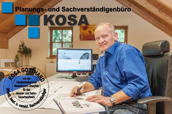 Furstenzell, Германия: Wir beraten Sie bei Bauschäden aller Art.  -   Bausachverständiger Kosa Gotthard