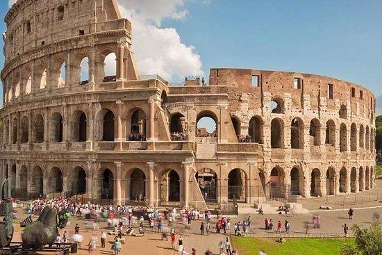 Visite touristique d'une journée à Rome...