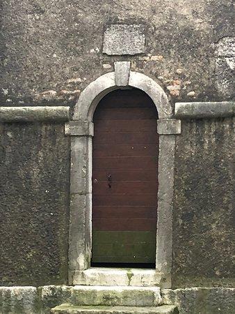 Il Portoncino d'ingresso e la Cella campanaria !