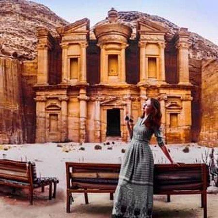 Petra - Wadi Musa, Jordan:  Enjoy in petra majic