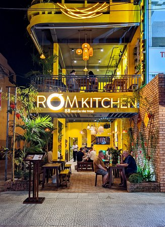 Rom Kitchen