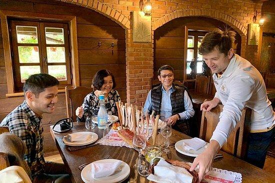 Excursion privée d'une journée sur la route des vins depuis Zagreb