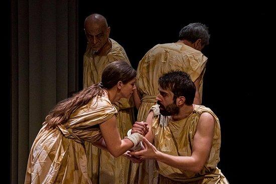 Bilhete Sem Fila: Performance Teatral...
