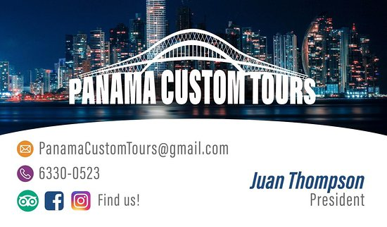 Panama Custom Tours