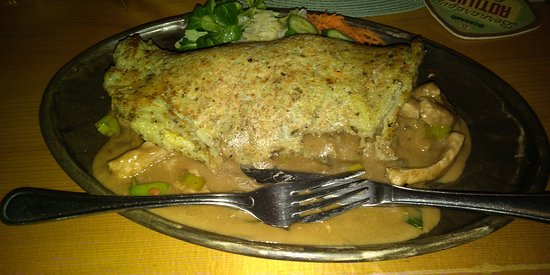 Jilemnice, สาธารณรัฐเช็ก: Plněný bramborák