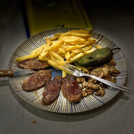Comer bien sin lujos... si