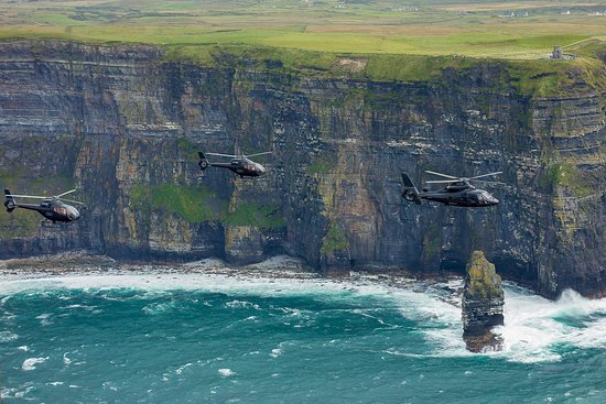 ‪Cliffs of Moher Helitours‬