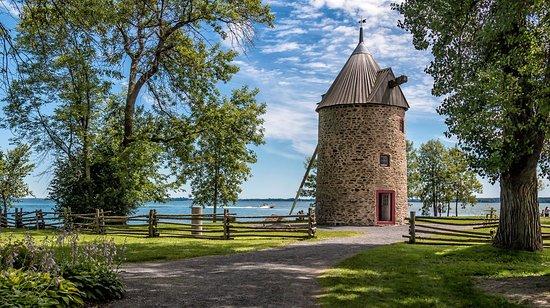 Parc Historique de la Pointe-du-Moulin