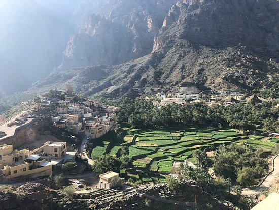 Wadi Bani Awf Photo