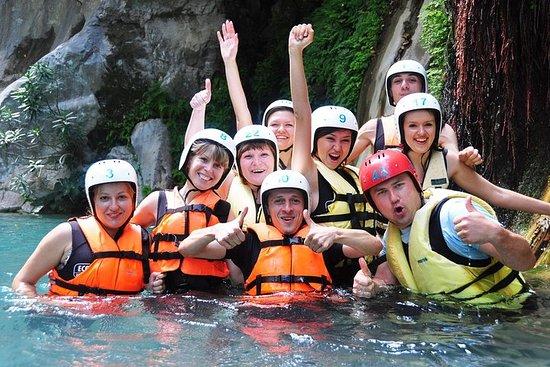 Canyoning Body Rafting