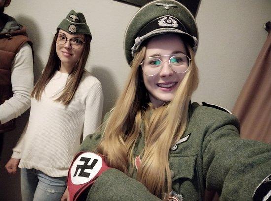 Rommel Escape Room