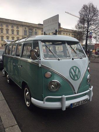 T1 Berlin: VW T1