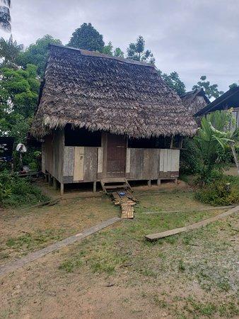San Martin de Amacayacu, Colombia: Amacayacu - Leticia - Colombia  San Martín es una comunidad de la etnia Ticuna, en el río Amacayacu, afluente del Amazonas y límite del Parque Nacional Amacayacu.