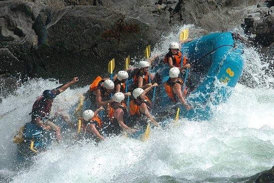 Descente de rafting Ready-Set-Go sur la rivière Clearwater