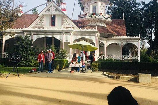 Visite de la ville à l'arboretum de Los Angeles
