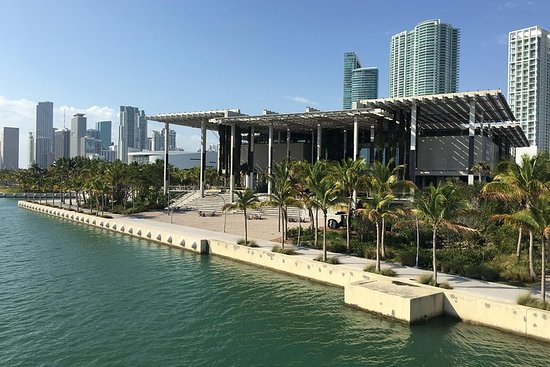 Privat halvdag Miami City Tour