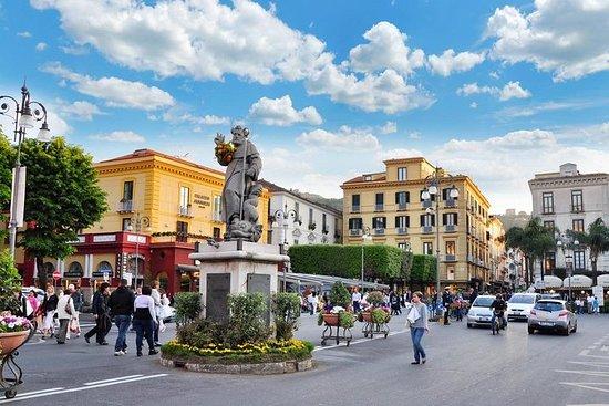 Pompeii, Sorrento en Amalfi Coast ...