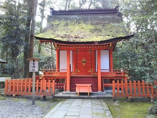 Usajingu Shrine Togu Shrine