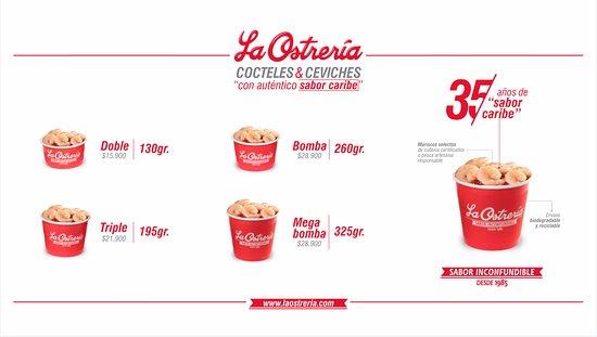 4 options to enjoy our authentic cocktail or ceviche caribben recipe since 1985.  4 opciones para disfrutar de nuestra auténtica receta de cocteles o ceviches con Sabor Caribe desde 1985