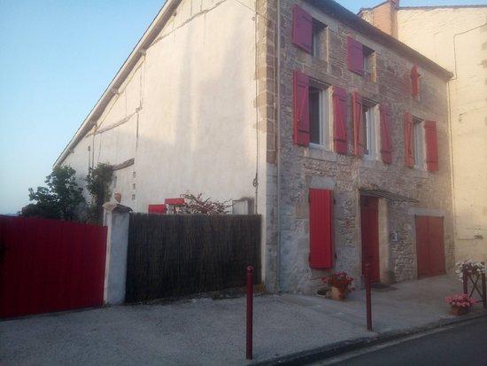 Grateloup-Saint-Gayrand, Франция: Chambres d'hôte maison LInda à 47400Grateloup