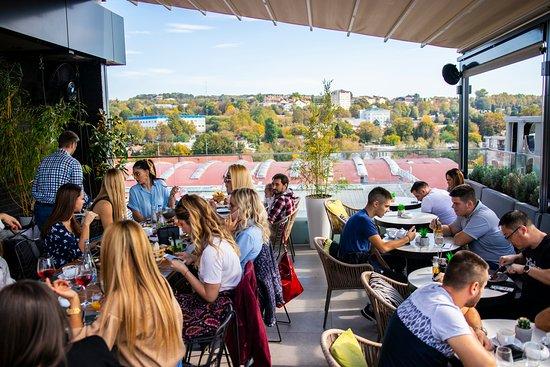 Heritage Rooftop - Open AirGastro Bar