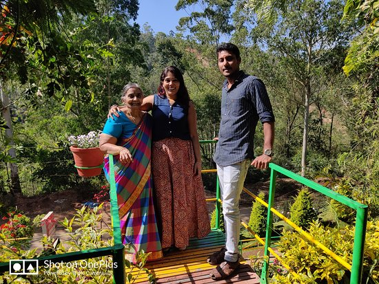 Our sweet driver Vishnu