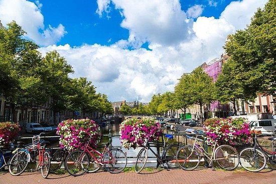 Amsterdam et la Hollande traditionnelle