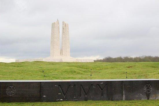 Tour di un giorno a Vimy Ridge e Arras