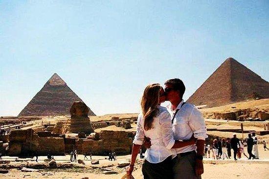 Tour combinato alle Piramidi di Giza