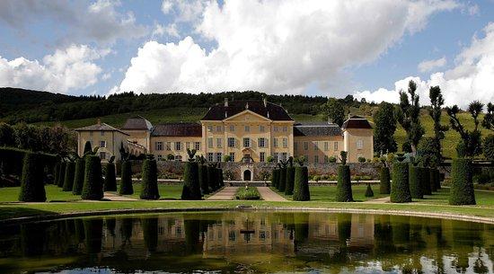 Chateau de La Chaize