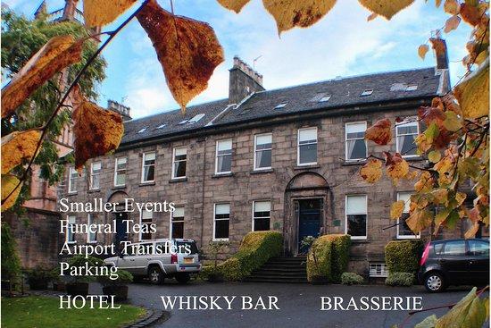 Ashtree House Hotel, Glasgow Airport & Paisley