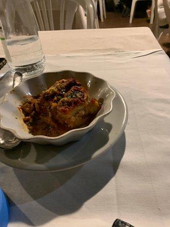 Focene, Italië: antipasti