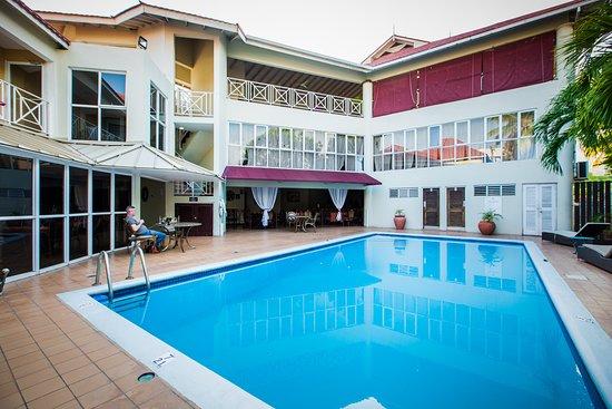 Altamont Court Hotel, hoteles en Kingston
