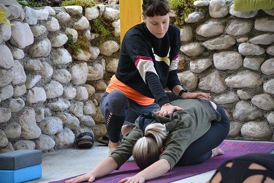 Everyday Yoga Class, Soča (Bovec)