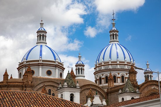 Churches of Cuenca.