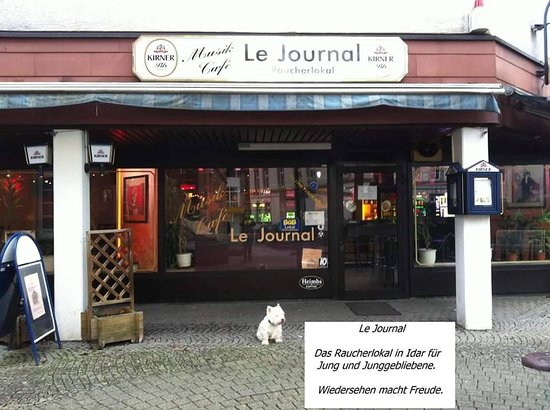 ‪Cafe Bistro le Journal‬