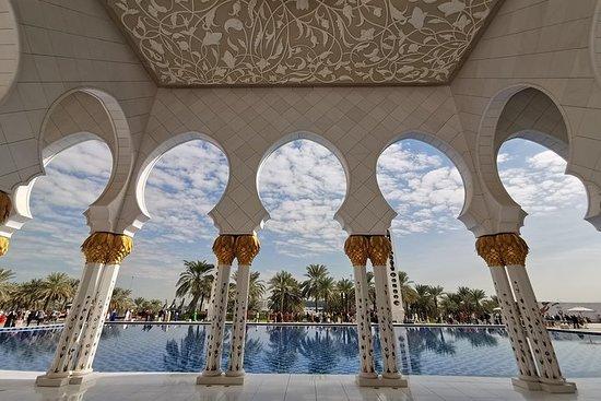 From Dubai : Abu Dhbai Tour Including...