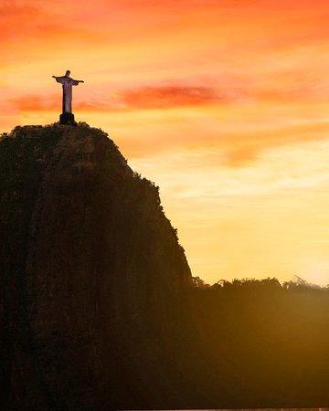 Rio de Janeiro, RJ: Brighten your bucket list with a breathtaking sunset in Brazil.