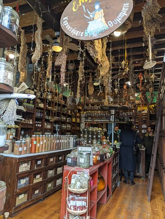Small-Group Greek Traditional Food Tour around Athens with Tastings: Spice market