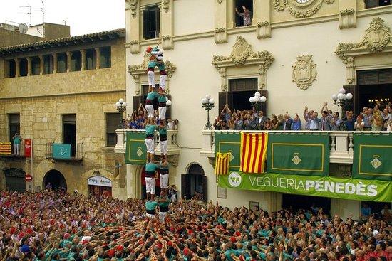 Experiencia cultural catalana: Vino...
