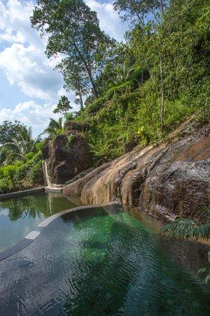 Deraniyagala, Шри-Ланка: Natural pool