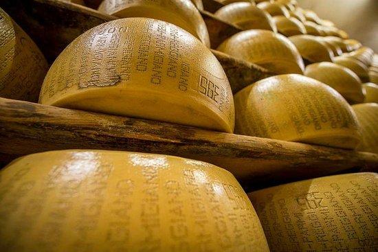 Visita a la fábrica de queso Parmigiano Reggiano y degustación para...