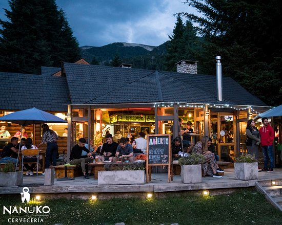 NANUKO CERVECERIA, Villa La Angostura - Menu, Prices & Restaurant