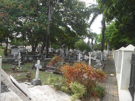 Cementerio Municipal de la Avenida Independencia