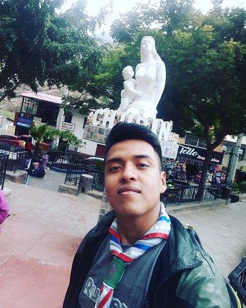 Plaza Civica de Churín - Churin - Lima - Perú