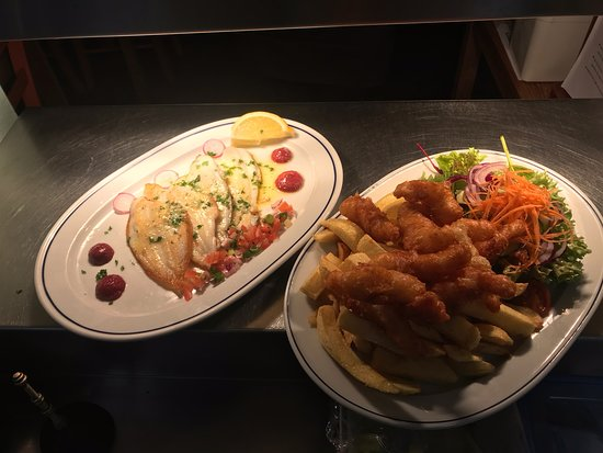 Sheehy's the place for fresh seafood in Dingle