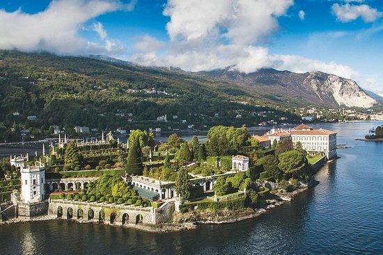 Lake Maggiore Isola Bella Hop-On Hop-Off Boat Tour